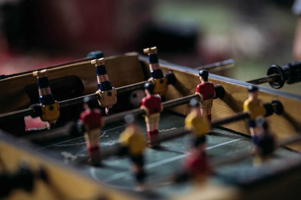 close up photography of table football 2306897 1024x682 - Home